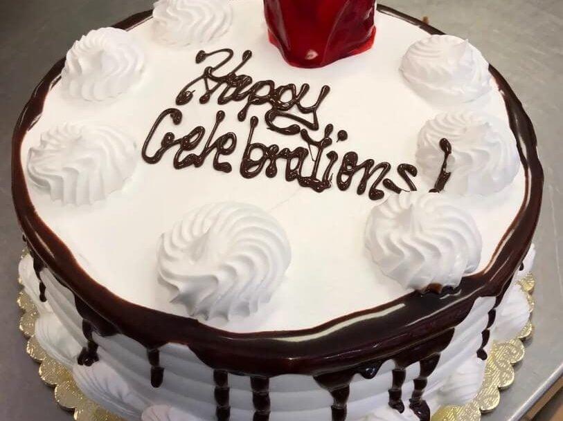 Happy Celebrations Cake