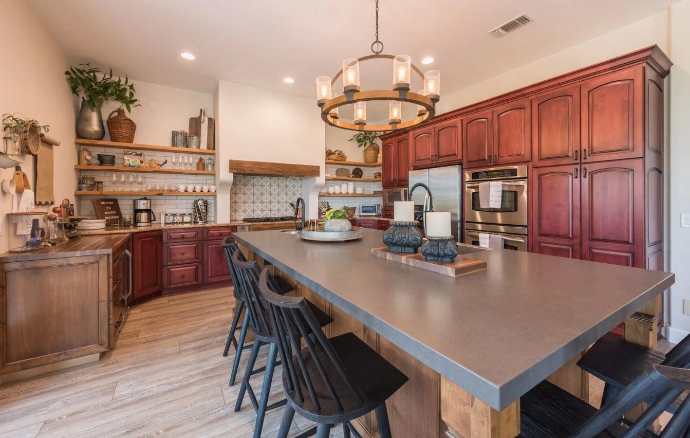 Hilltop Hacienda - Interior - Kitchen