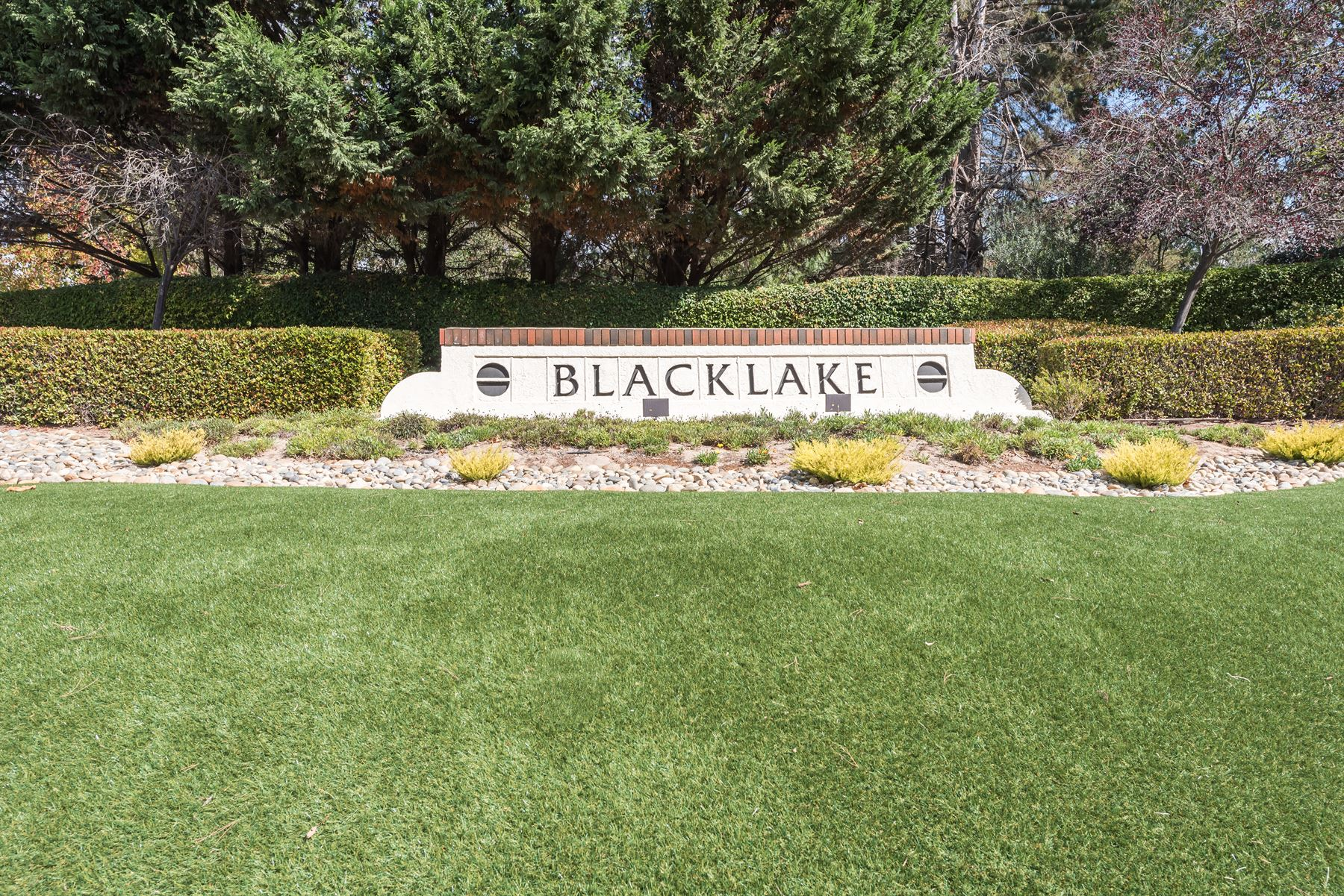 Golfer's Getaway - Exterior - Sign for BlackLake community