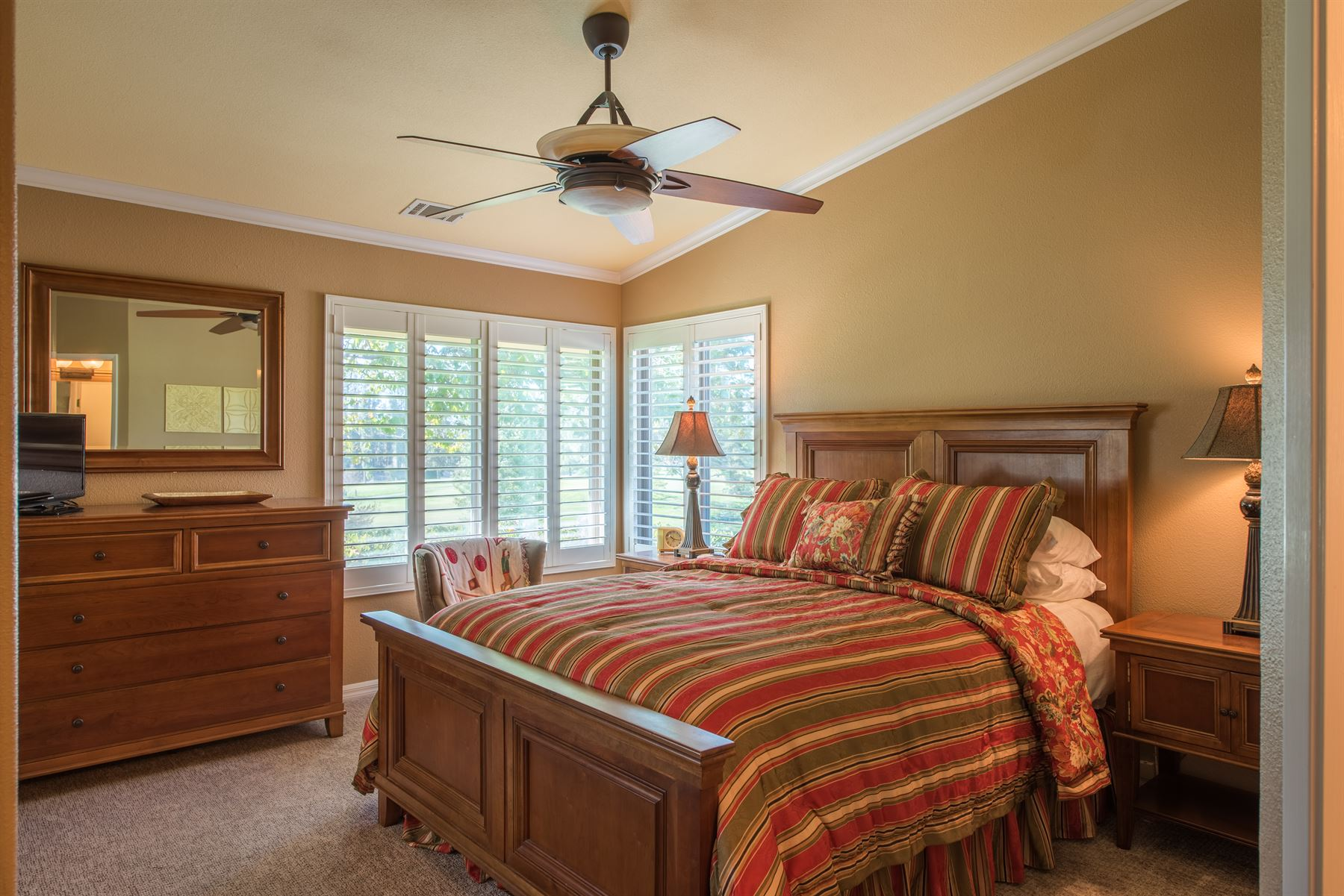 Golfer's Getaway - Interior - Bedroom