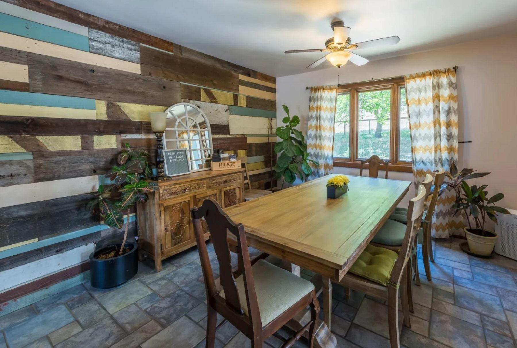 Harvest Ridge Ranch - Interior - Dining Room