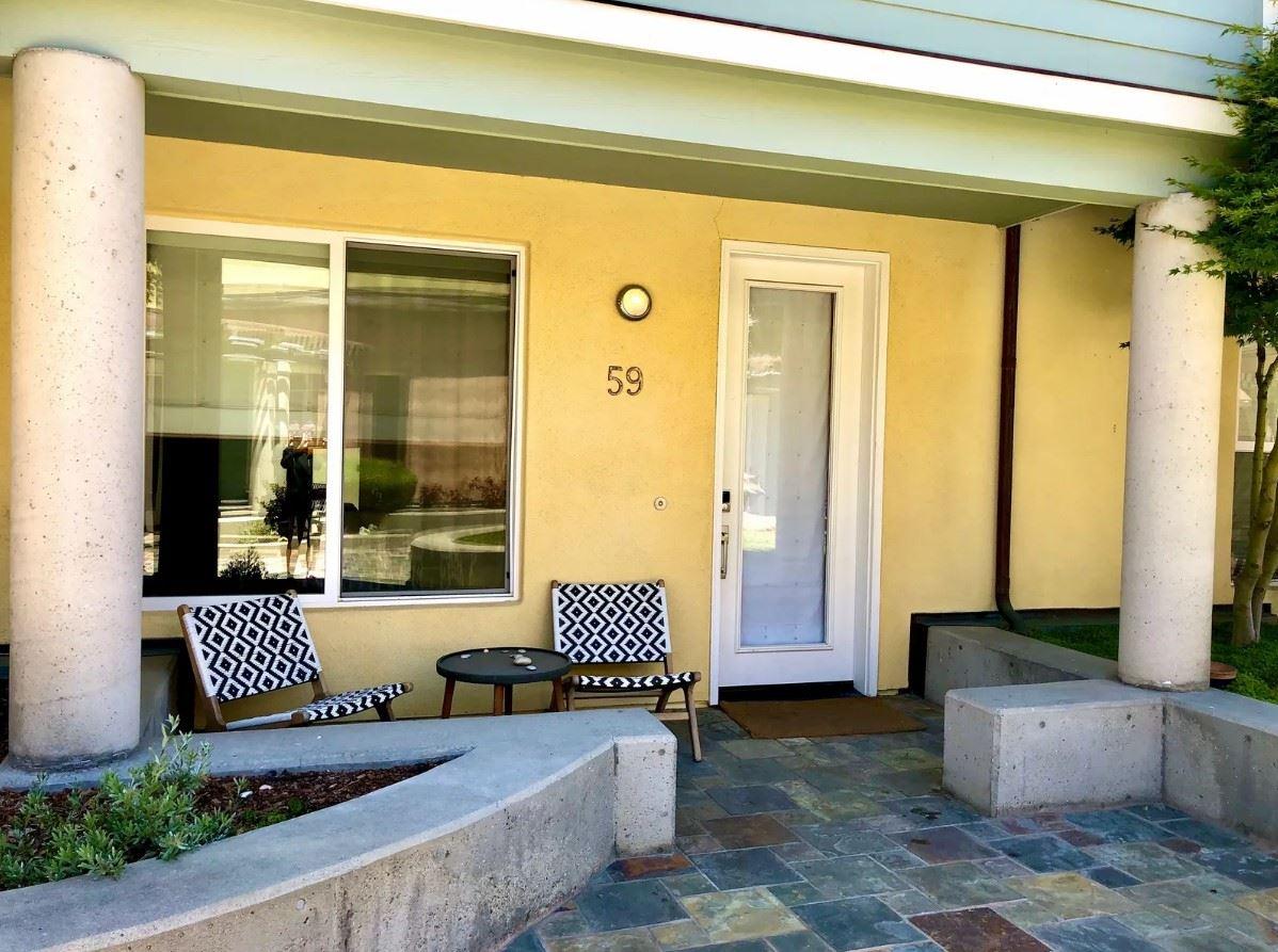 Avila Beach Retreat Front Door and Patio