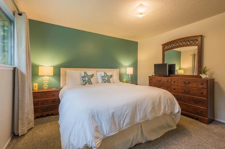 Morro Bay Rock Revival - Interior - Bedroom