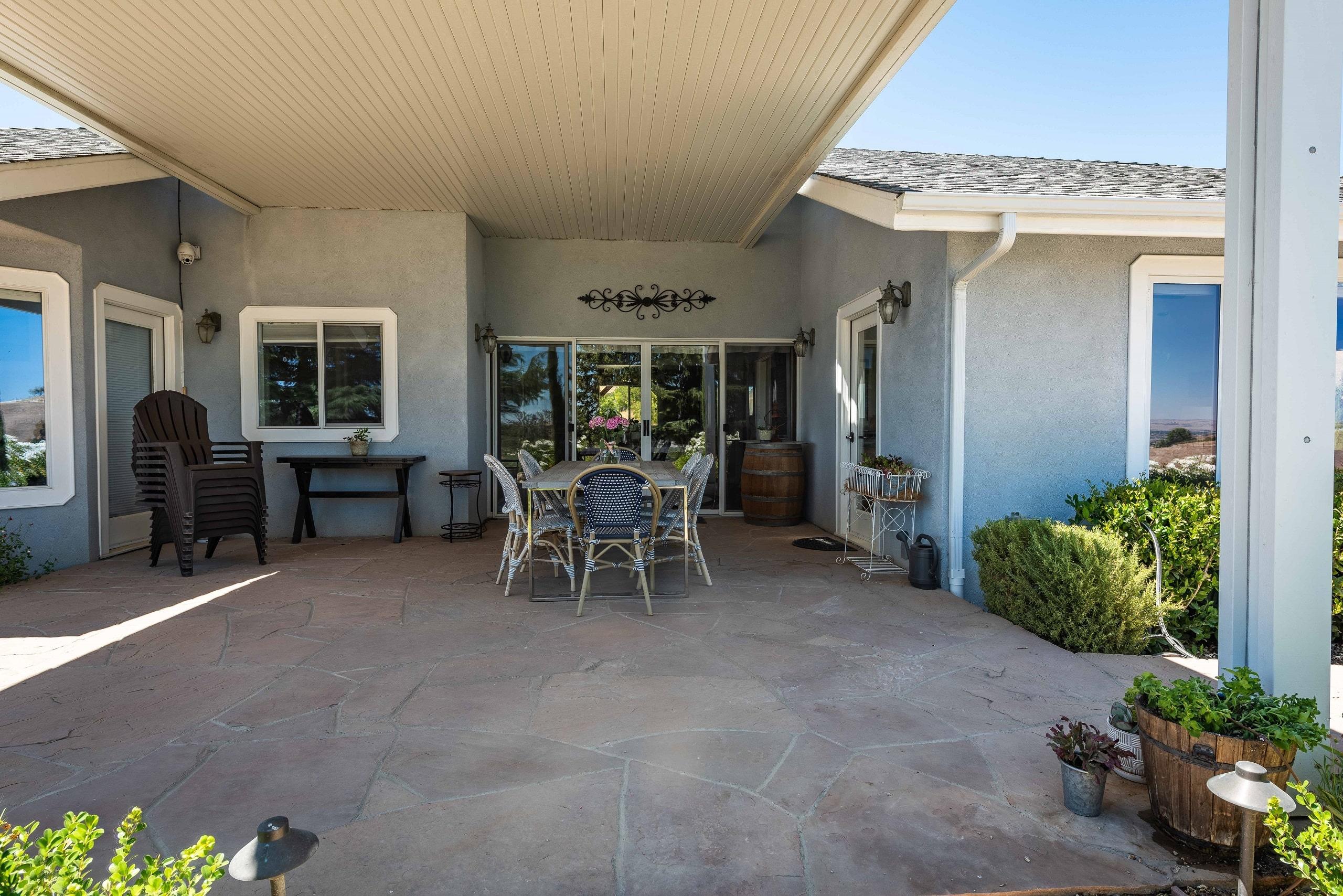 la maison patio