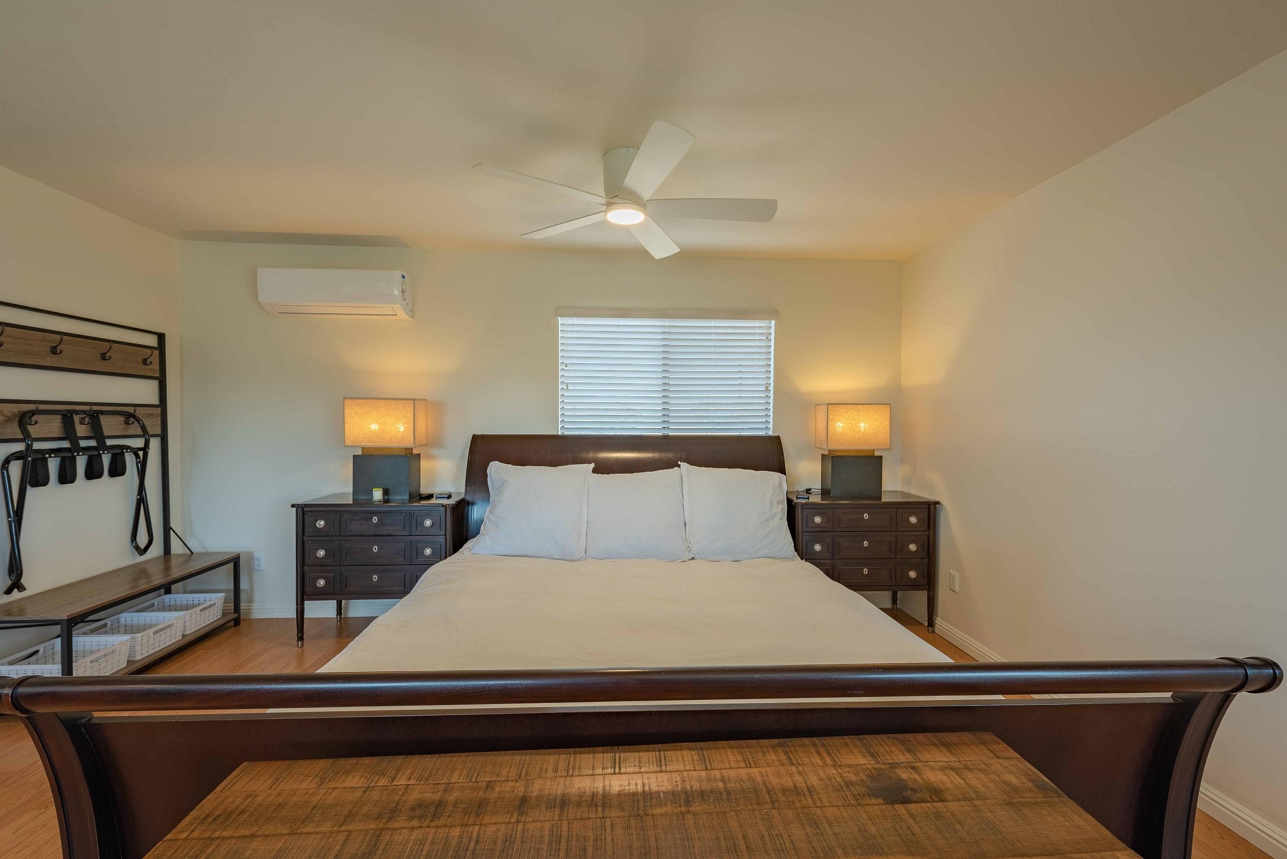 hv cottage bedroom