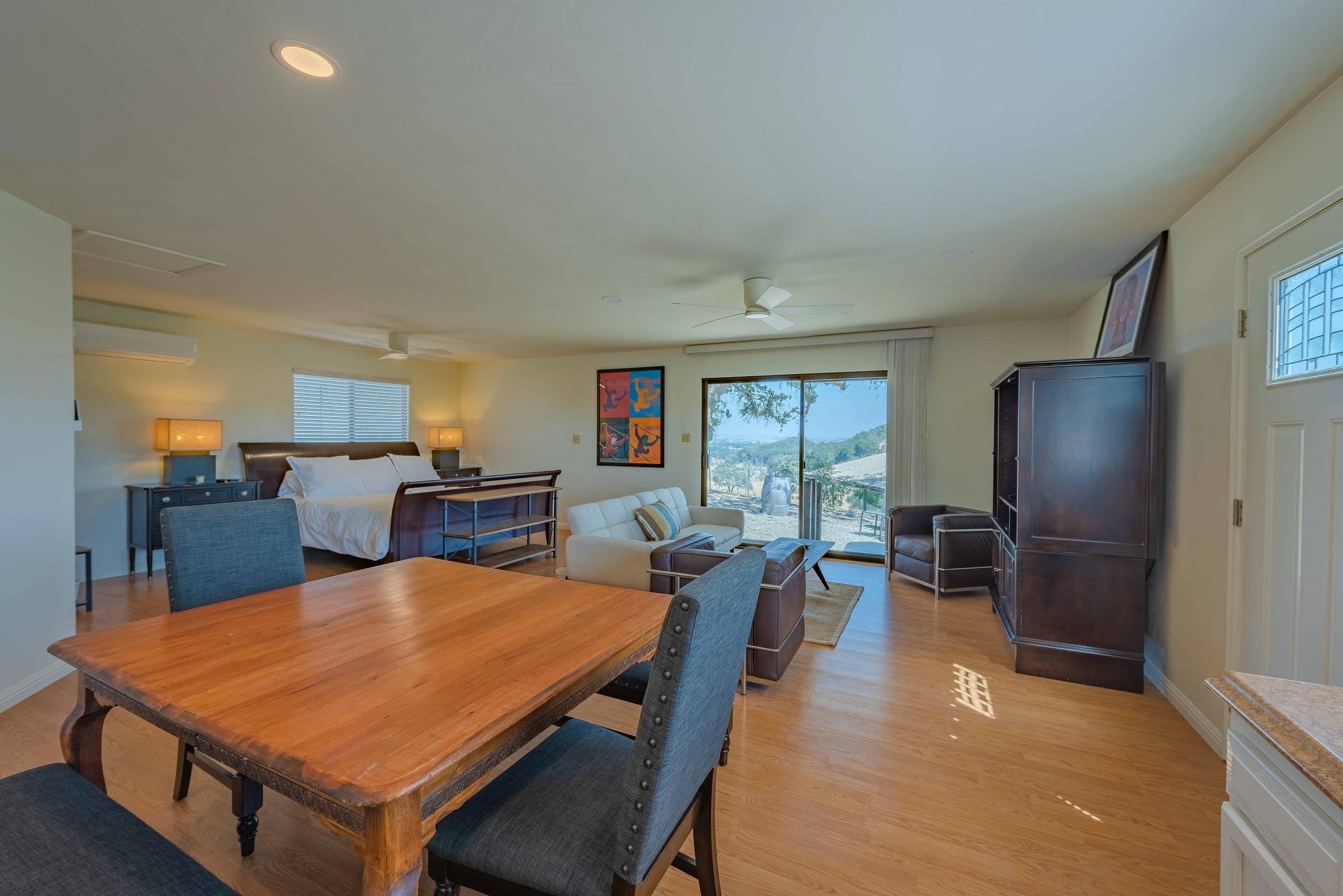 hv cottage interior